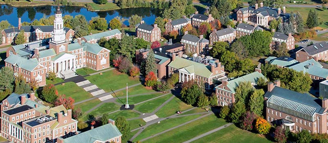 Colby College Welcomes the Student Explorer