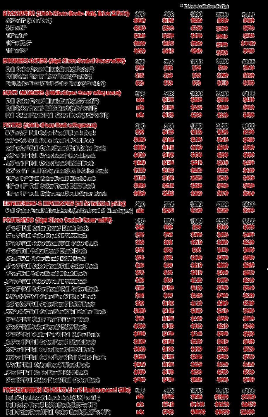 LNR print-pricing-affordable Prices 0.pn
