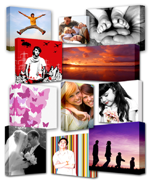 Canvas Gallery Wrap Prints