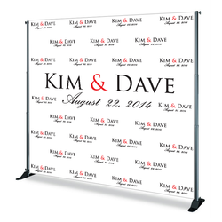 Step and Repeat Banners & Stands