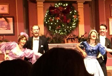 """""""An American Christmas""""- Lambs Players Theatre"""