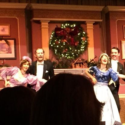 """An American Christmas""- Lambs Players Theatre"