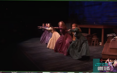 """""""Quilters""""- Lambs Players Theatre"""