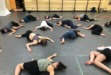 Daniel Gwirtzman Choreography