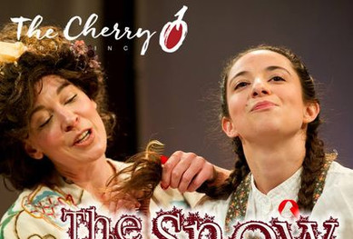 """The Snow Queen""- The Cherry Artspace"