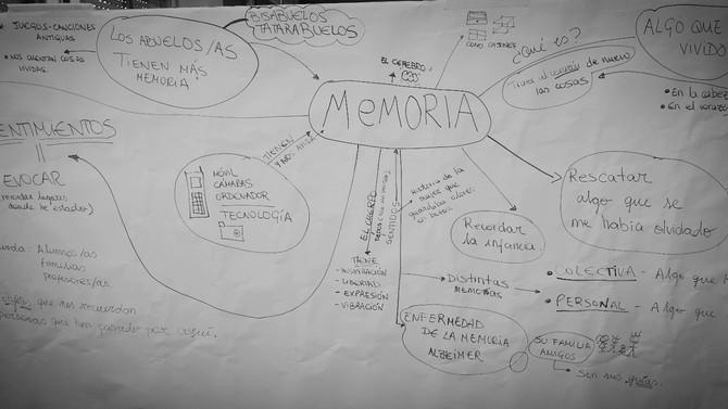 Con seis años, ¿qué nos cuentas de la memoria?