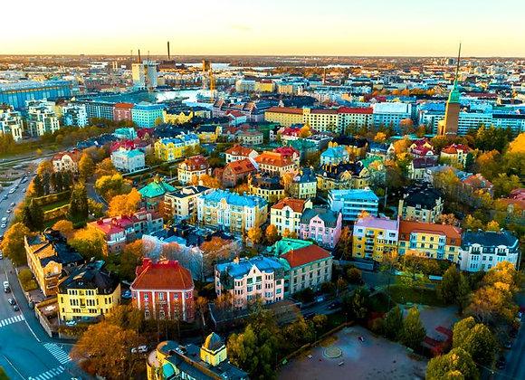 FINLAND & BALTIC STATES