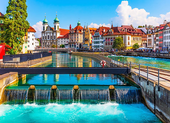 FRANCE & SWITZERLAND