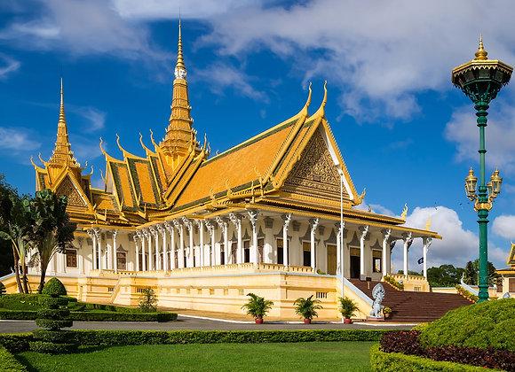 PHNOM PENH & SIEM REAP, CAMBODIA