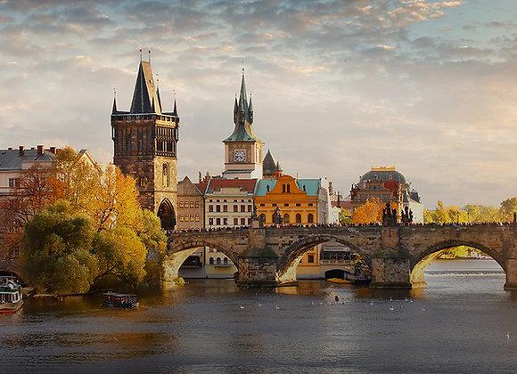CZECH, AUSTRIA & HUNGARY