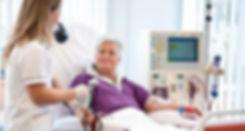 Kronik böbrek yetersizliği hastalığında uygulanan hemodiyaliz tedavisi