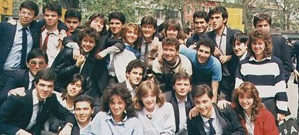 İstanbul Erkek Lisesi 6-C sınıfı, 1987