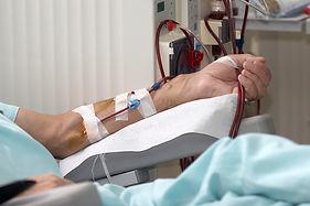 Hemodiyaliz tedavisi için damaryolu : Arteriovenöz fistül veya şant