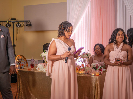 What are the responsibilities of my maid and matron of honors?