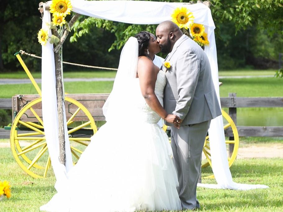Holloway Wedding