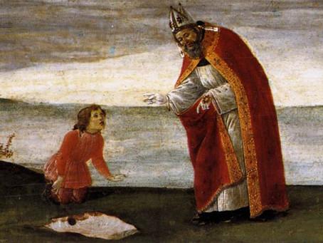 Saint Augustin et l'Écriture