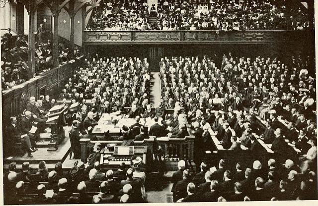 Conférence Missionnaire Mondiale à Edimbourg, 1910