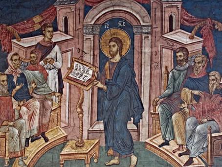 « Jésus s'étonnait de leur manque de foi »