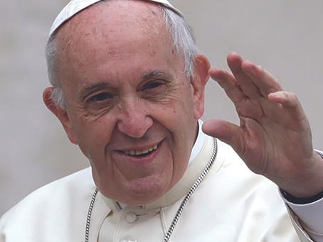Pape François, un père, un ami