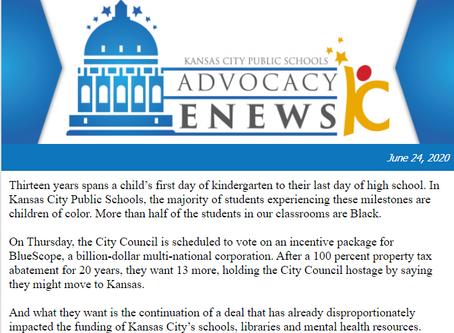 "Kansas City Public Schools Superintendent tells City Hall, ""Enough is Enough"""