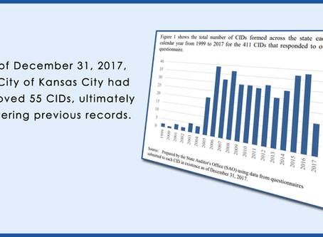 Kansas City Community Improvement Districts as Economic Development Tools