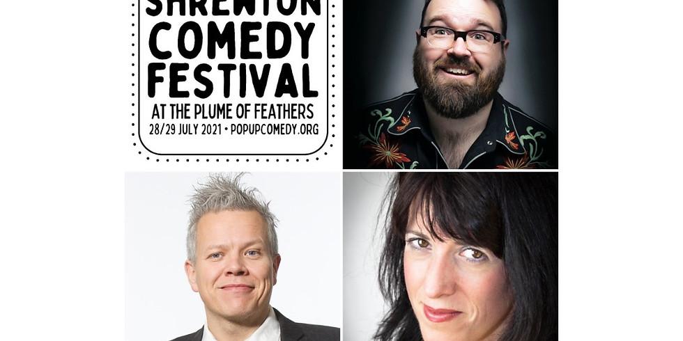 Shrewton Comedy Festival - SHREWTON