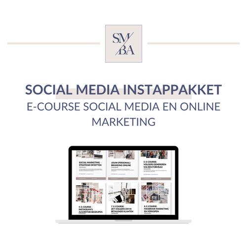 Social Media Instappakket