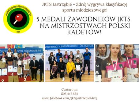 Historyczny sukces JKTS Jastrzębie - Zdrój