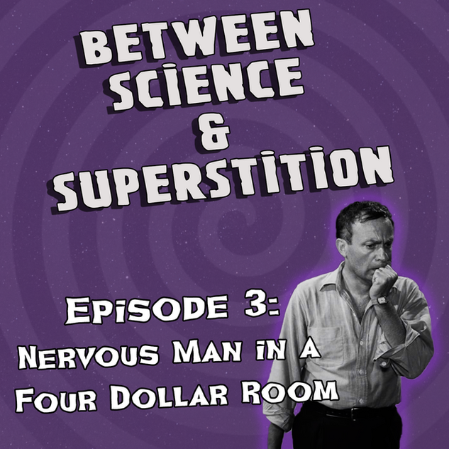The Twilight Zone s2e3 Nervous Man In A Four Dollar Room