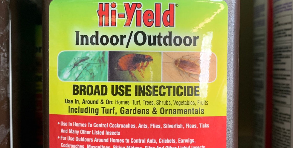 Indoor/Outdoor Broad Insecticide