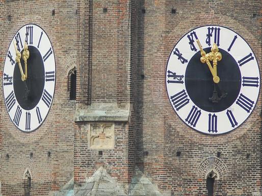 Dois relógios e a tomada de decisão