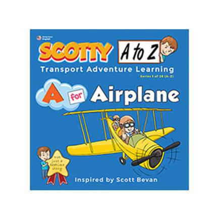 A for Airplane (US) | Audio Book