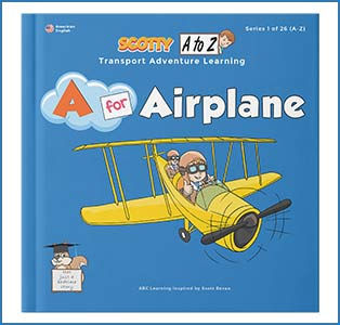 Great For First Time Flyers and Learning About Airports and Airplanes