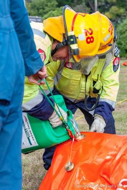 Te Marua Rural Fire 9388