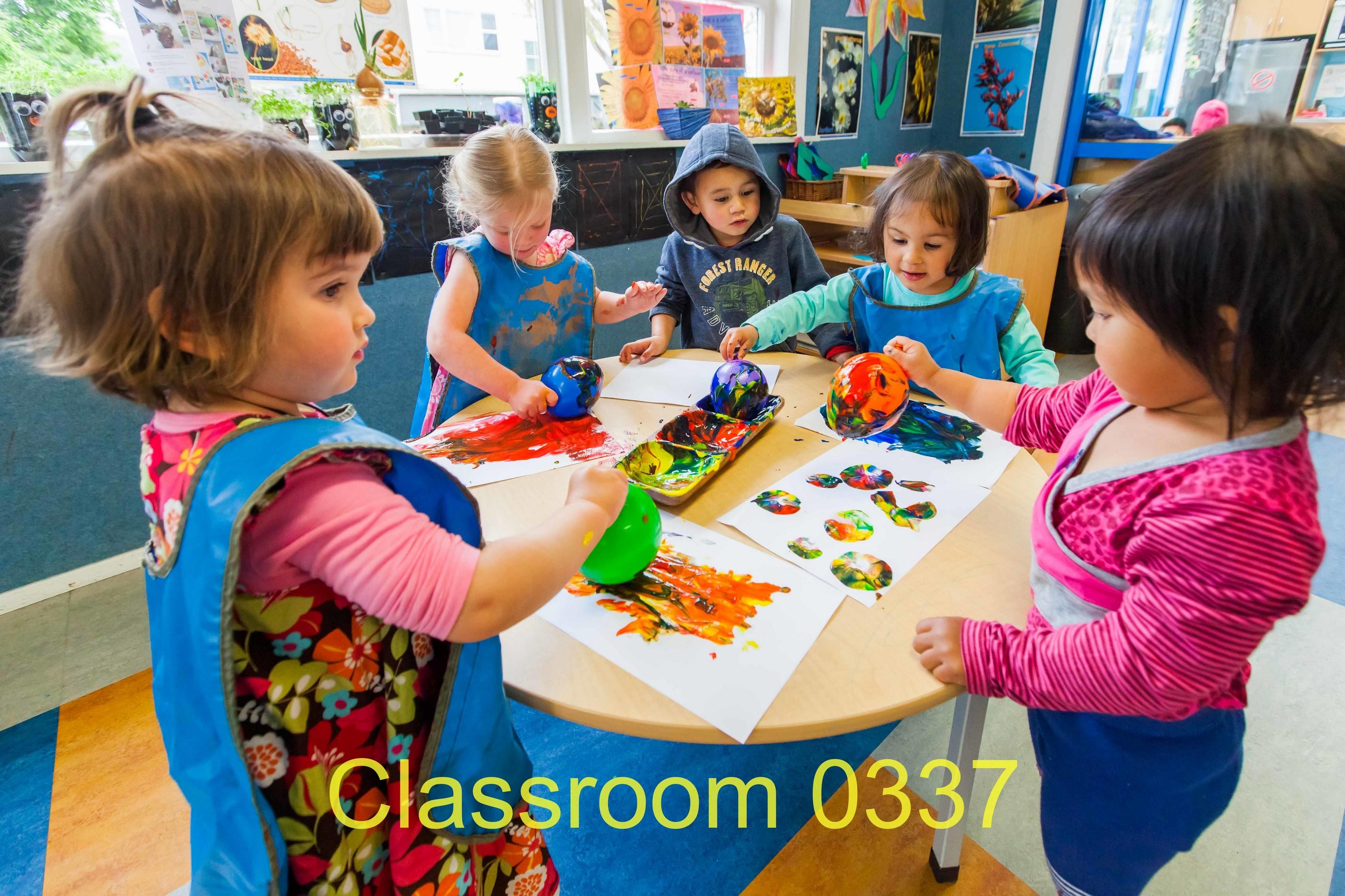 Classroom 0337