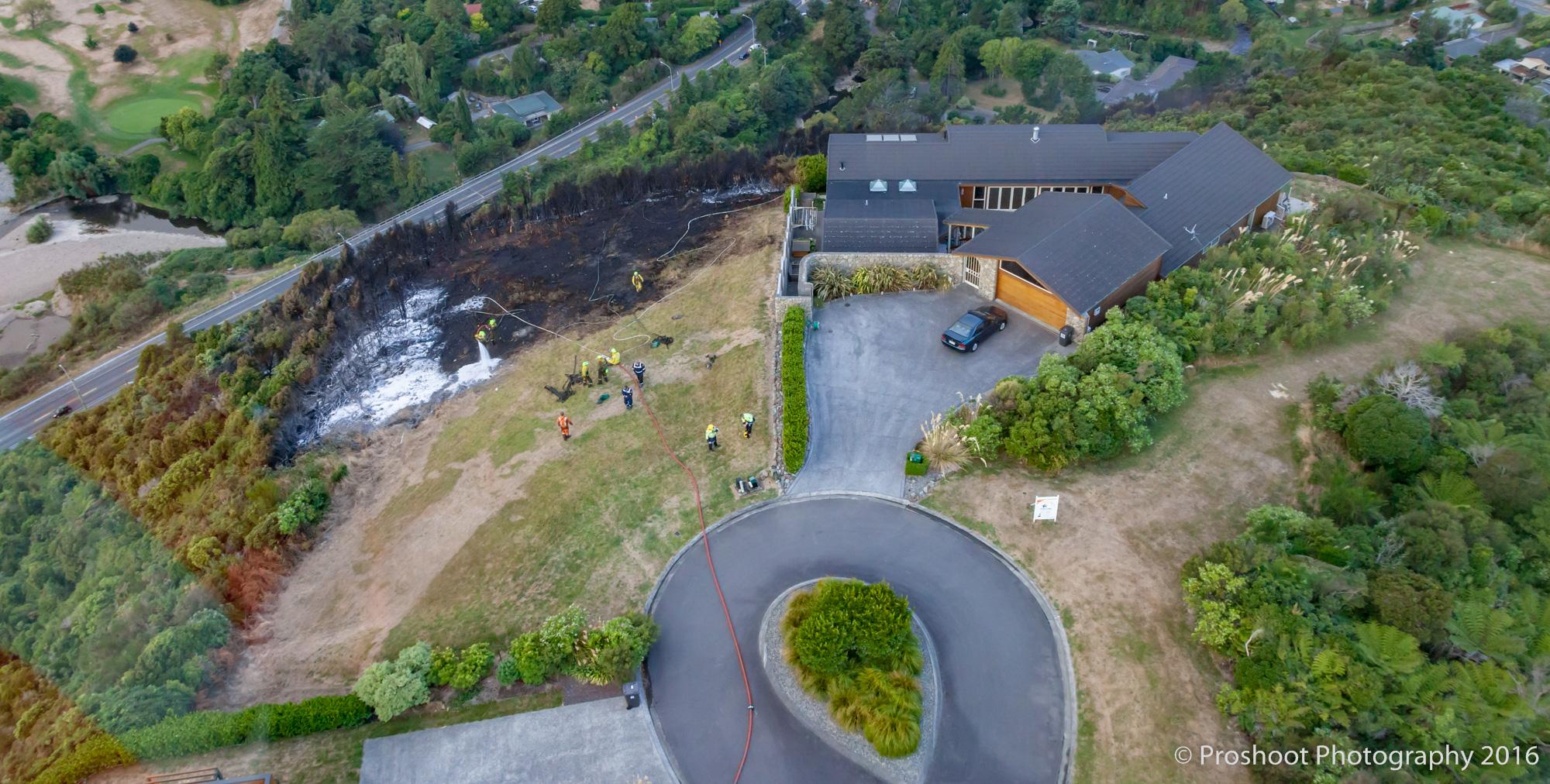 Te Marua Rural Fire 9699
