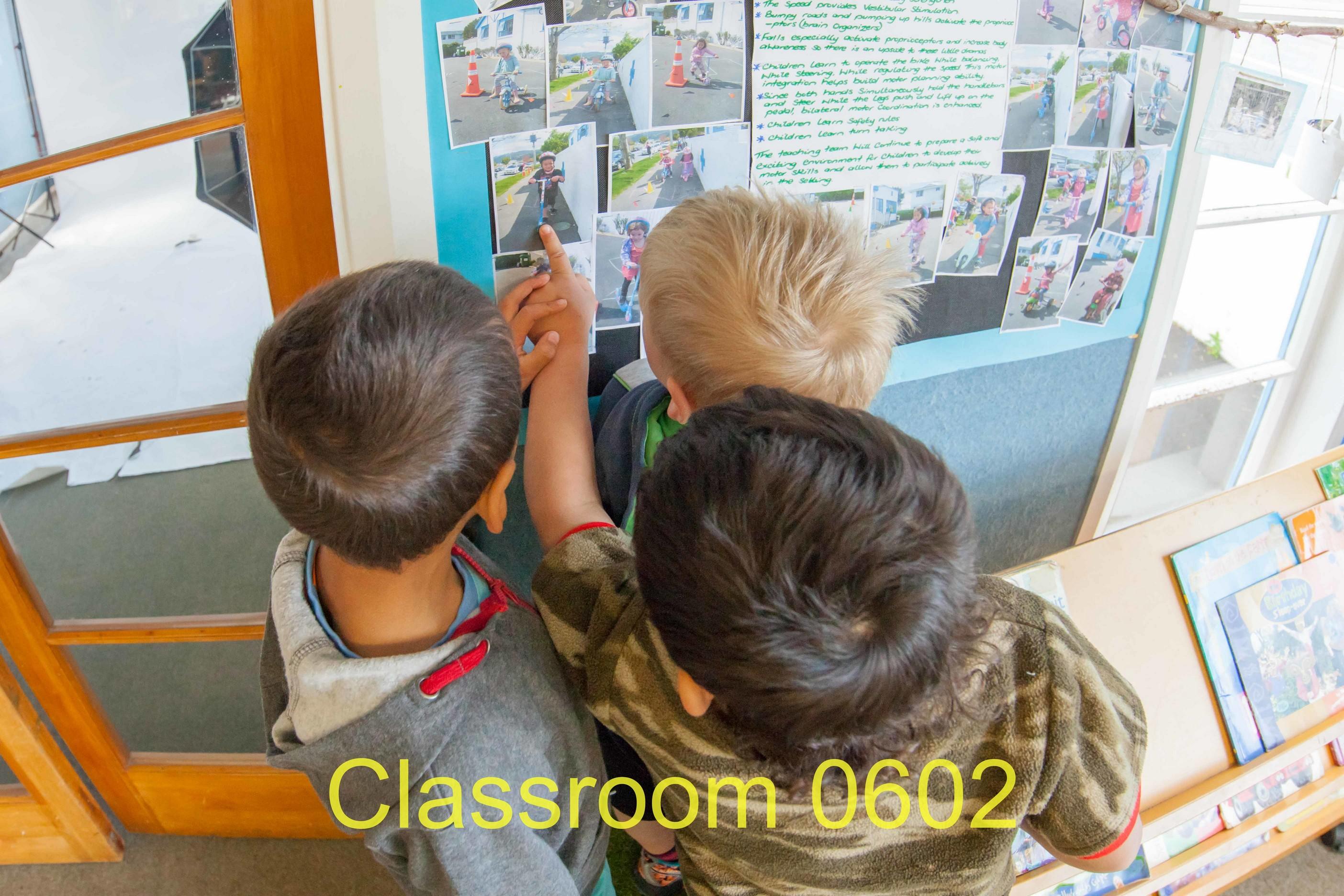 Classroom 0602
