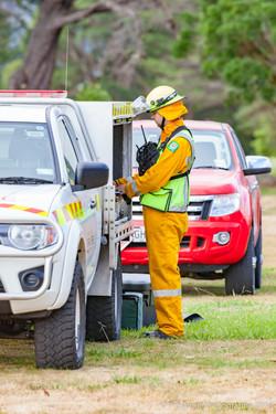 Te Marua Rural Fire 9241