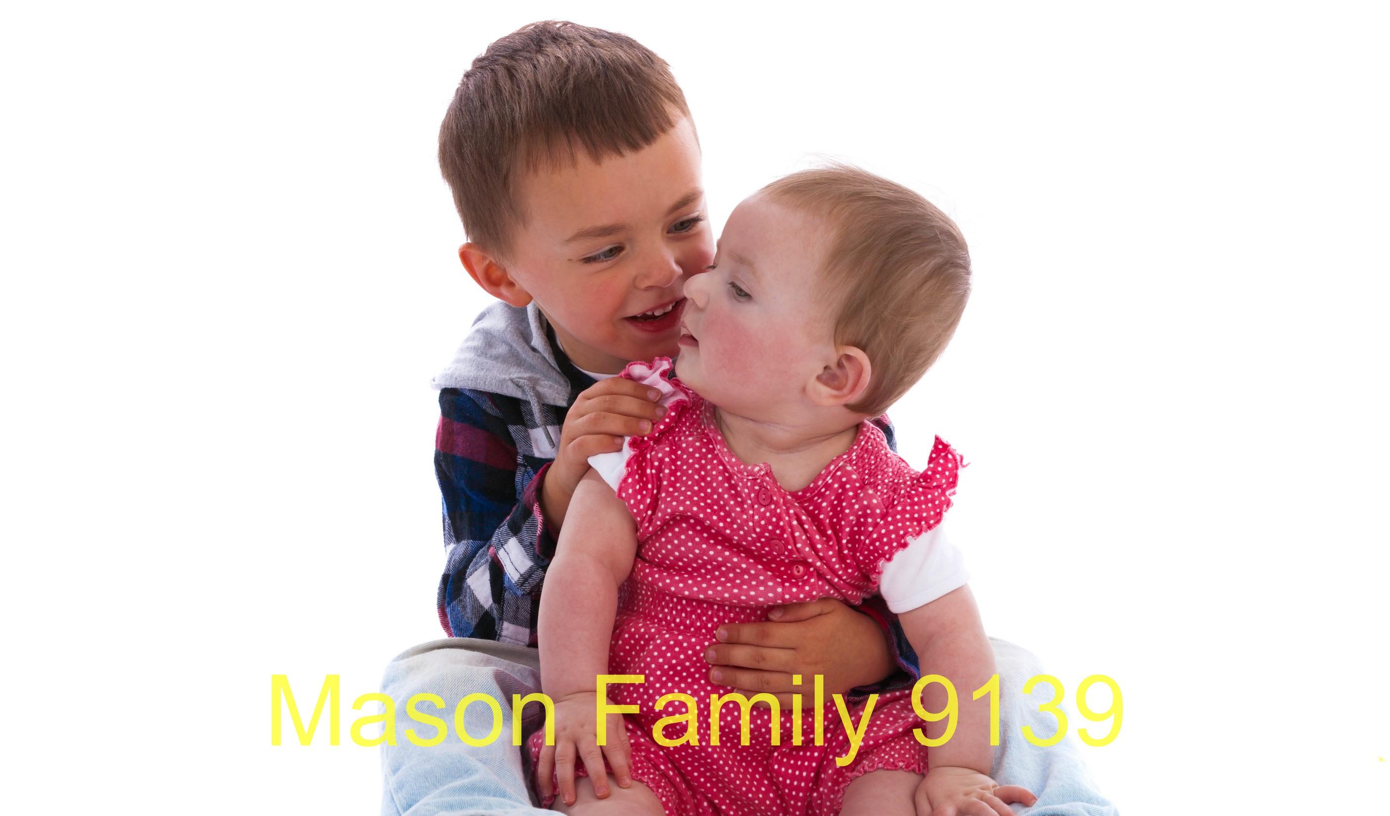 Mason Family 9139