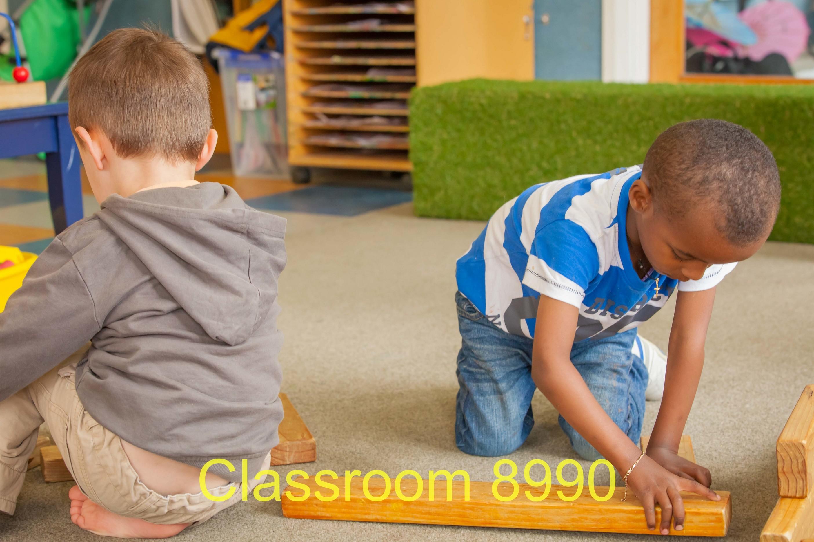 Classroom 8990