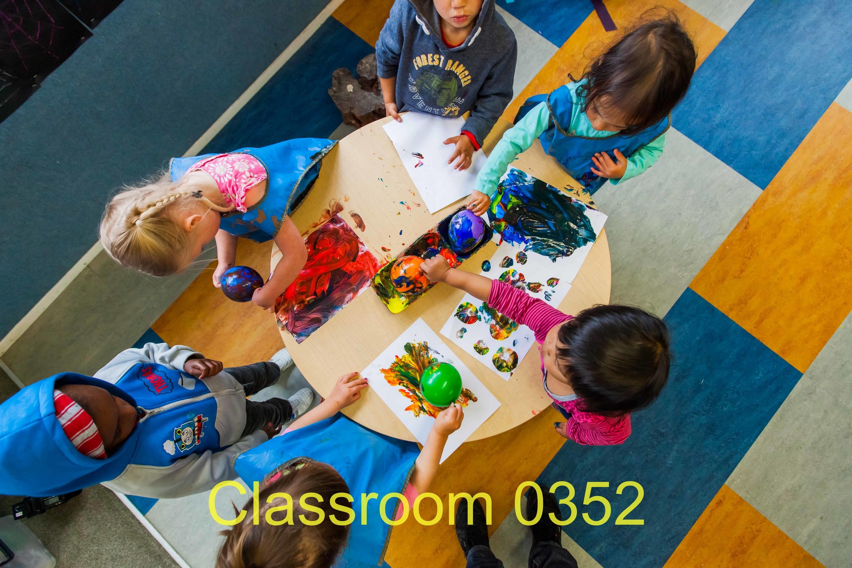 Classroom 0352