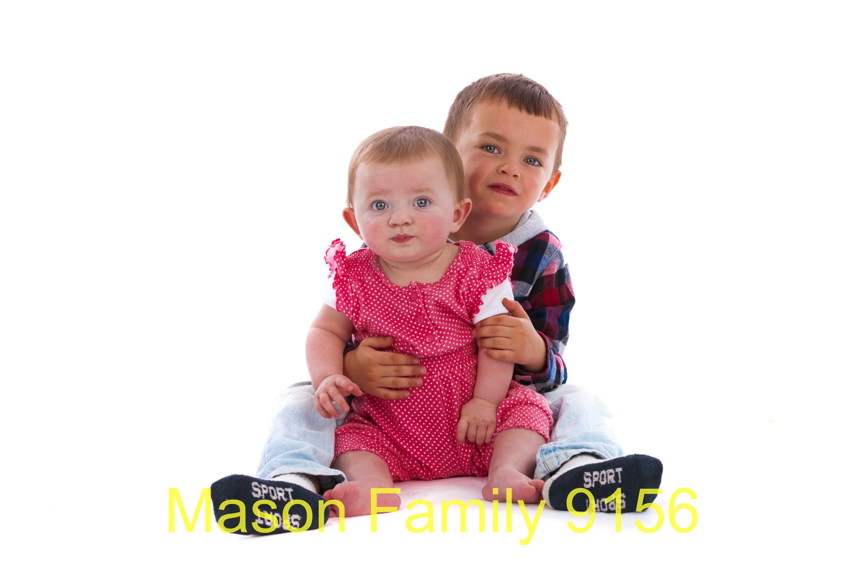 Mason Family 9156