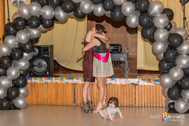 Stephanie Burnnand 21st Party 0823