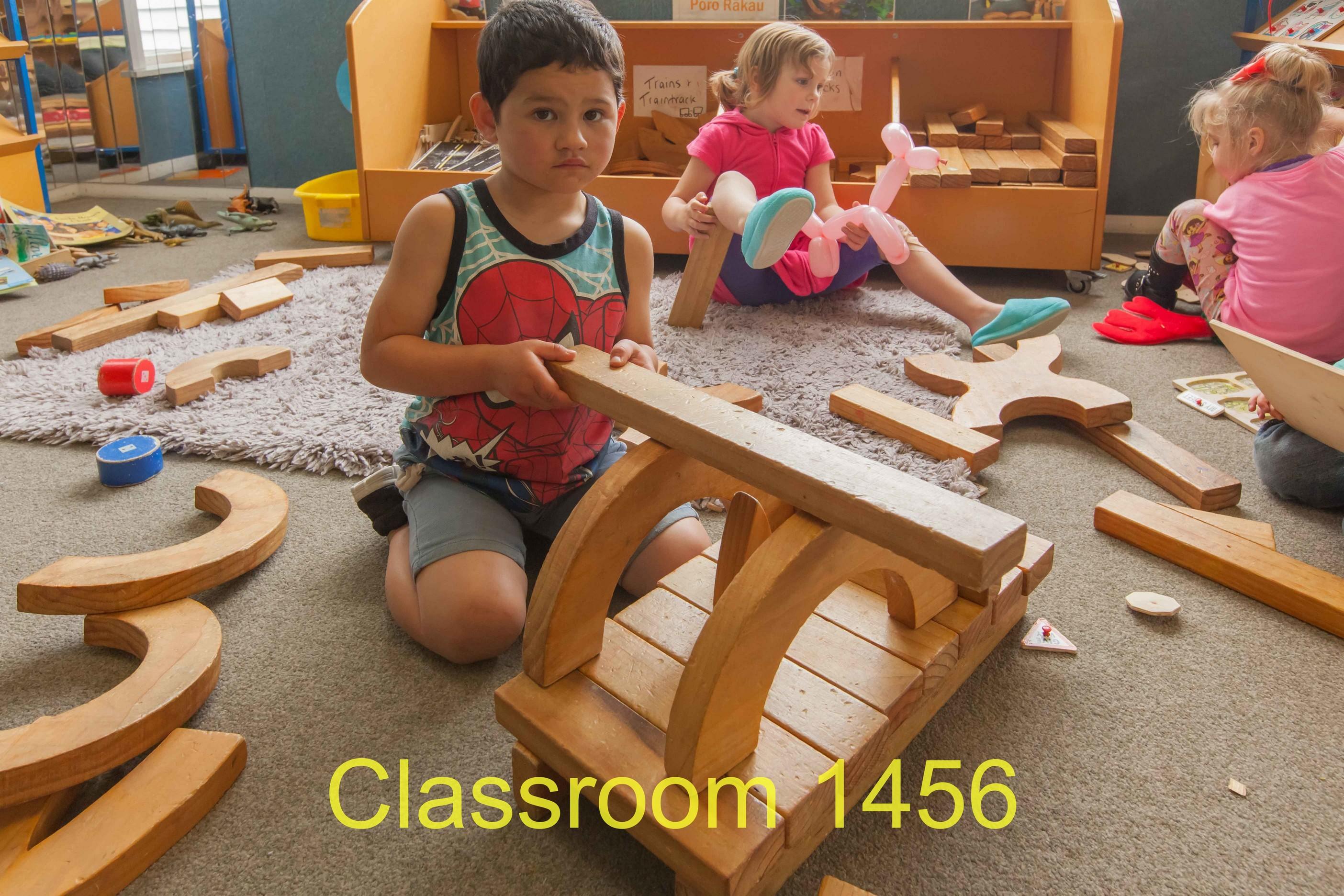 Classroom 1456