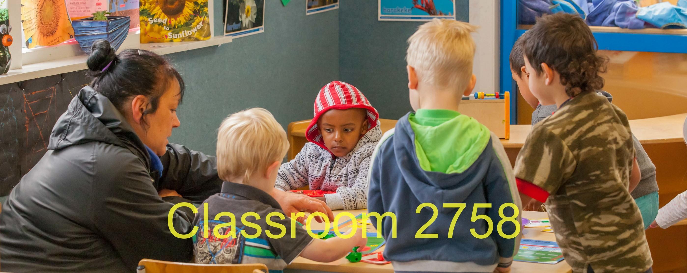 Classroom 2758