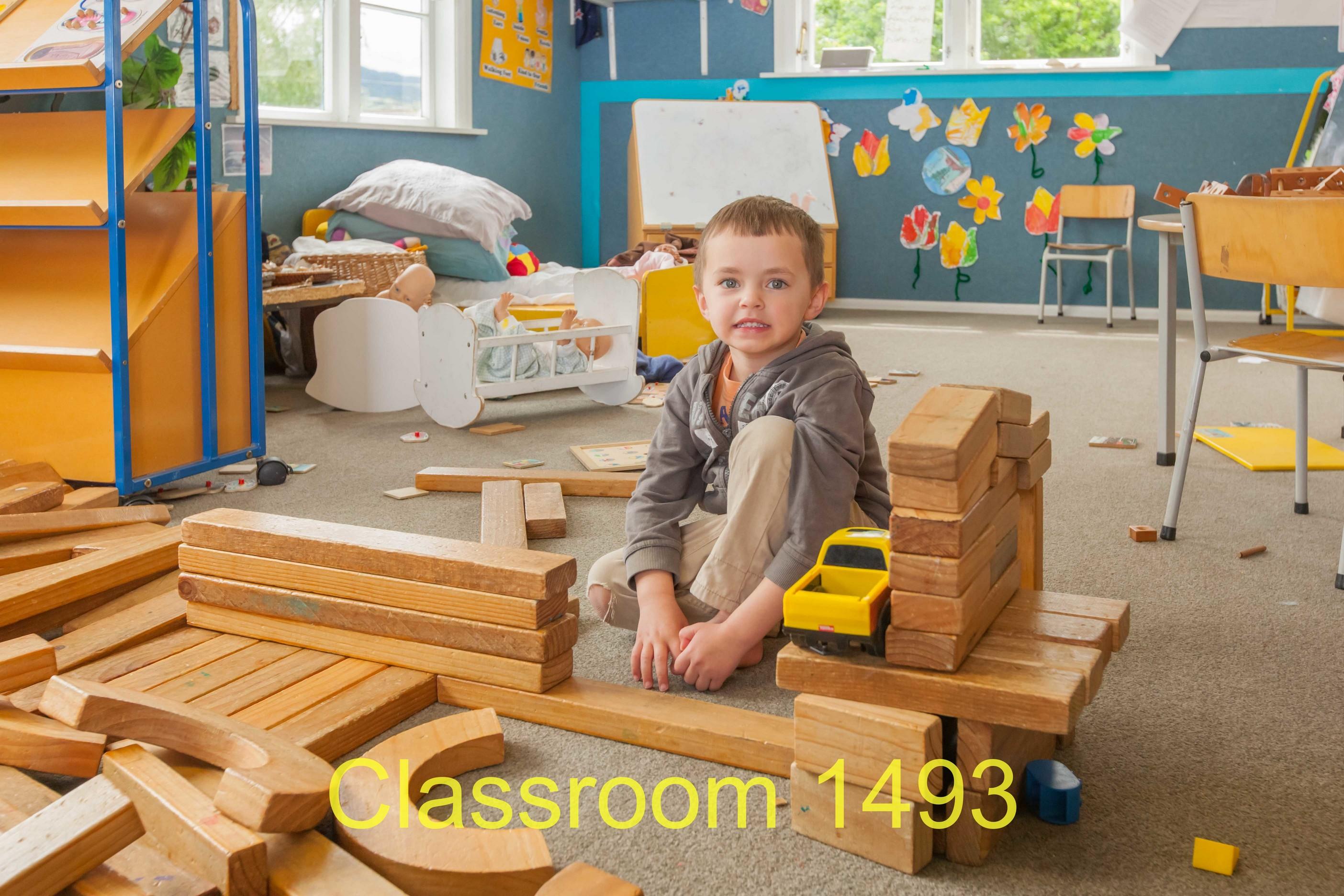 Classroom 1493