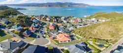 Wellington Harbour Entry
