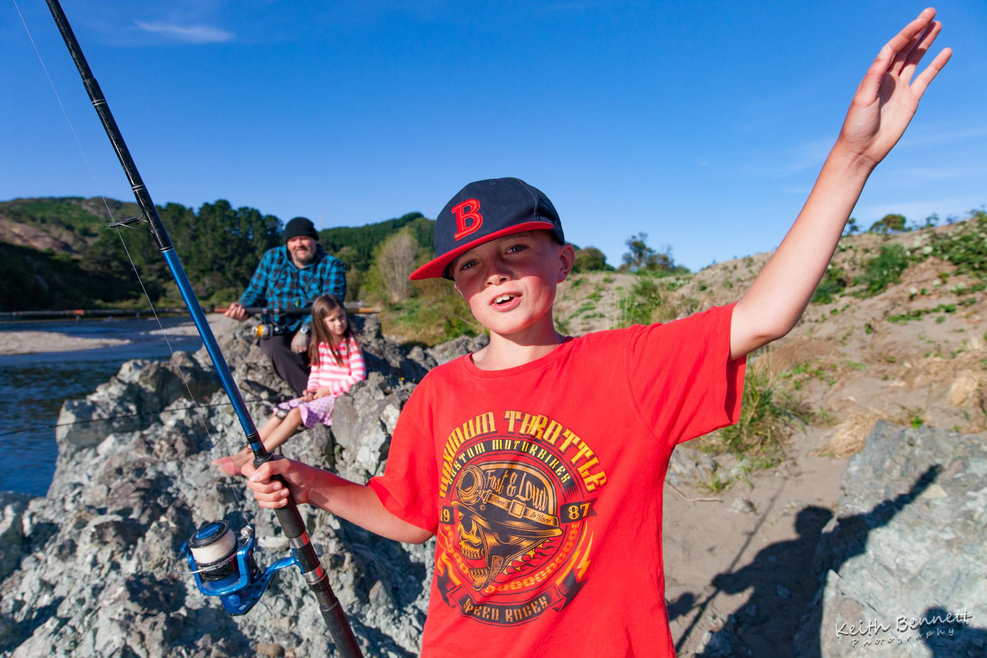 UHCC Whakatiki Fishing 9885