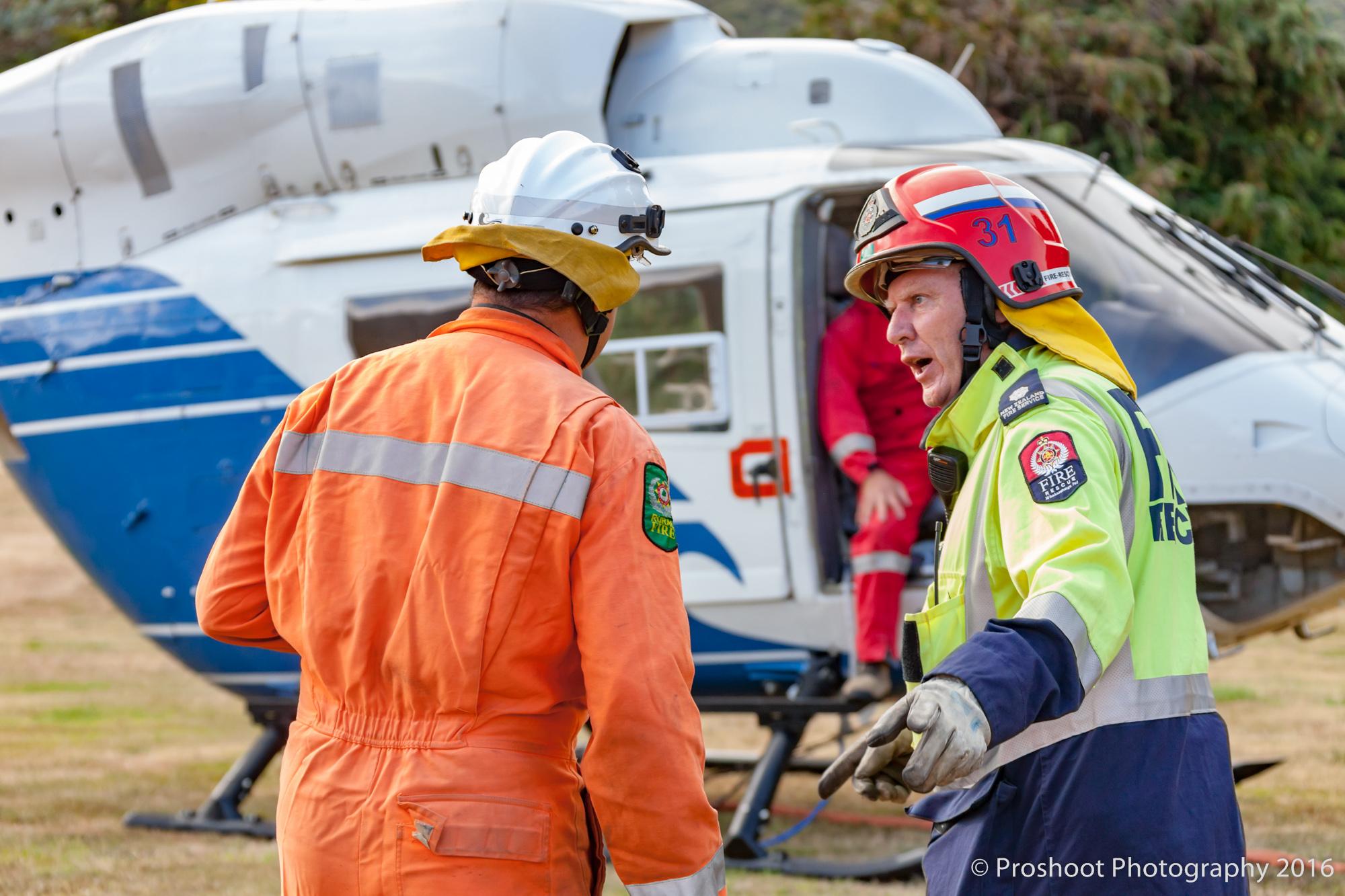 Te Marua Rural Fire 9442