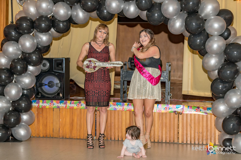 Stephanie Burnnand 21st Party 0806
